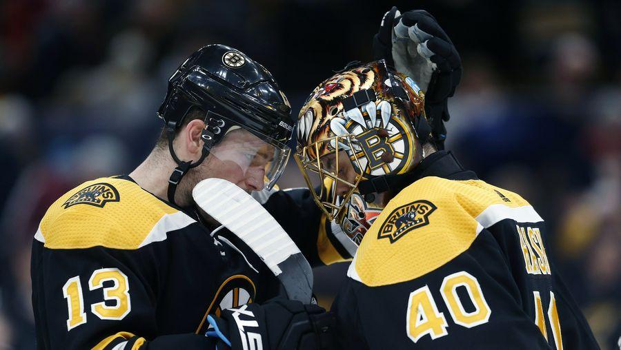 Boston Bruins Hot Streak