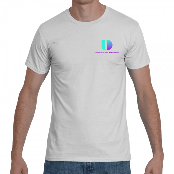Logo for Diehard Custom Apparel