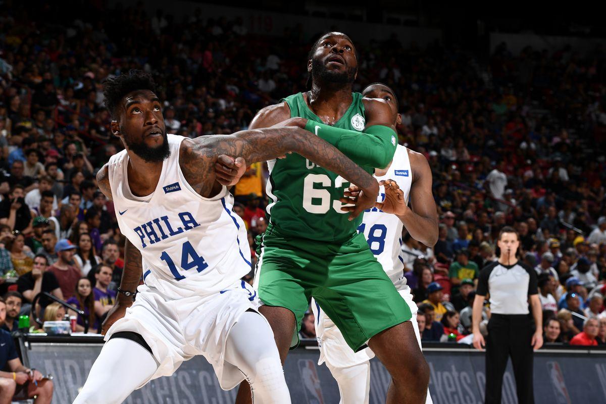 Summer League Celtics