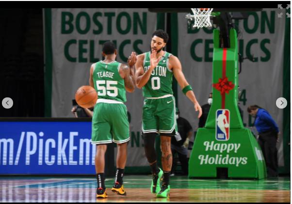 Be Patient With Celtics