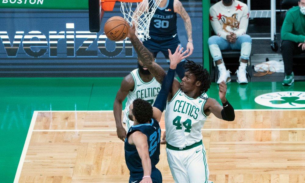 Celtics Bigs